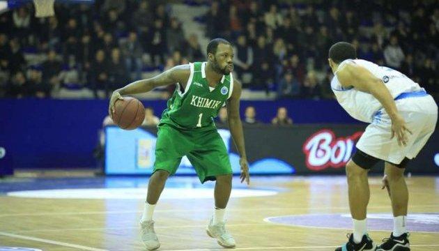 """Баскетбол: """"Хімік"""" переміг """"Монс"""" на фініші групового раунду Ліги Європи"""