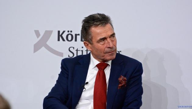 Миротворці на Донбасі: Расмуссен назвав план Путіна пасткою