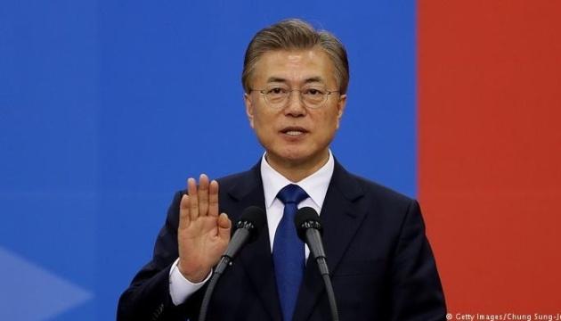 Президент Південної Кореї назвав умову для нормалізації відносин із Пхеньяном
