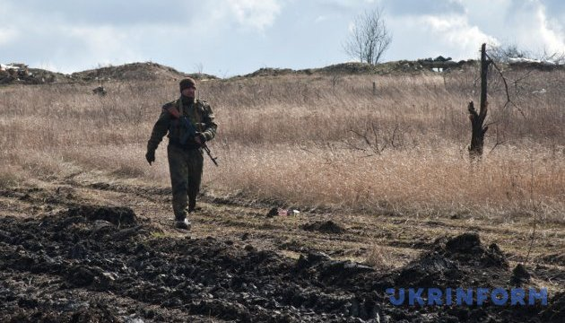No losses among Ukrainian soldiers in Donbas over past day