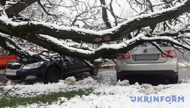 Рятувальники: У Карпатах - загроза зсувів снігу на дороги