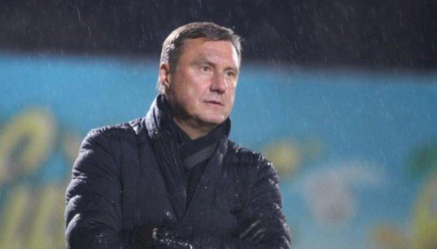 Хацкевич: Мы хотим стать победителями группы