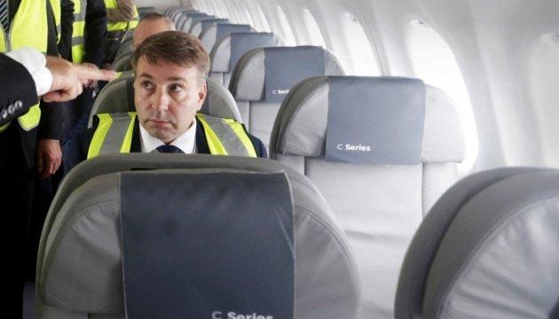 ЧП в Шереметьево: самолет с латвийским министром выкатился за полосу