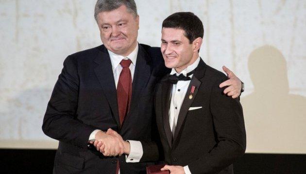 Президент нагородив режисера