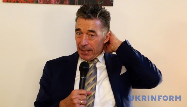 Выборы в Украине являются мишенью для кремлевских манипуляторов - Расмуссен