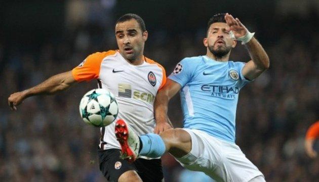 Shakhtar besiegt Manchester City und kommt in 1/8-Finale der UEFA-Champions-League
