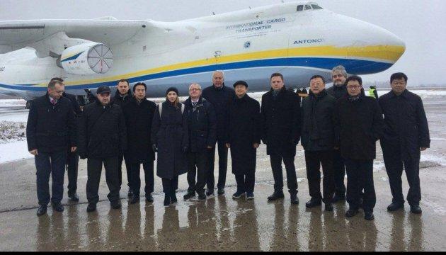 China interesada en comprar aviones ucranianos