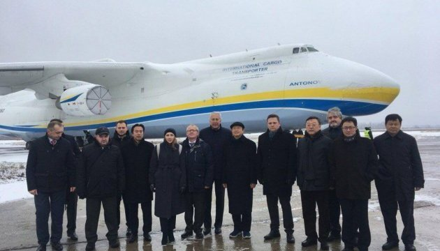 China interested in buying Ukrainian aircraft
