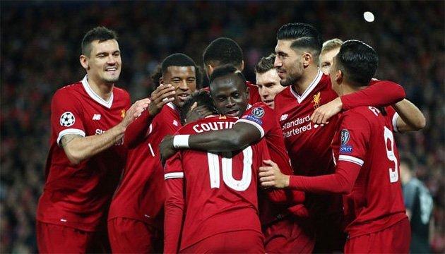 Уперше в плей-офф Ліги чемпіонів УЄФА зіграють п'ять представників однієї країни