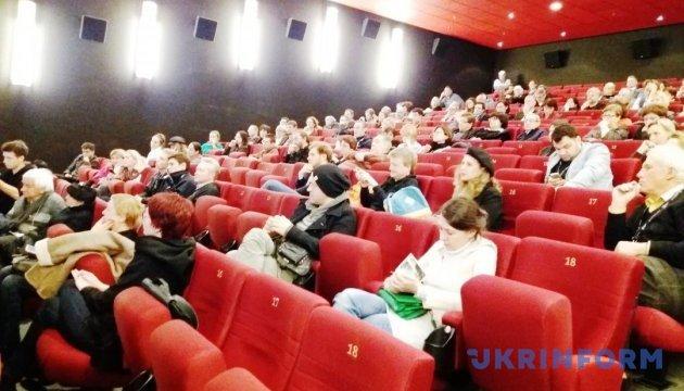 На «Артдокфесті» в Москві показали фільм про Сенцова