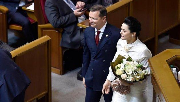 Новый депутат приняла присягу в Раде