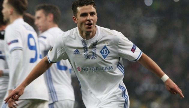 Dynamo Kyiv defeats Partizan 4-1 in Europa League