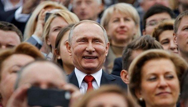 Правду о Путине западные СМИ уже распространяют в порядке «флеш-моба»