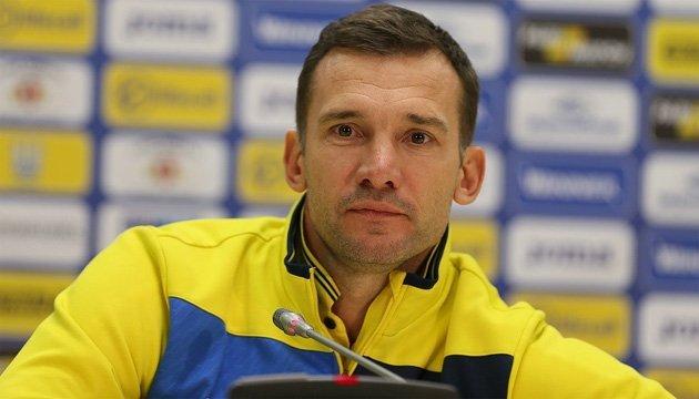 Шевченко запропонував наставнику збірної Бразилії провести спаринг в Україні