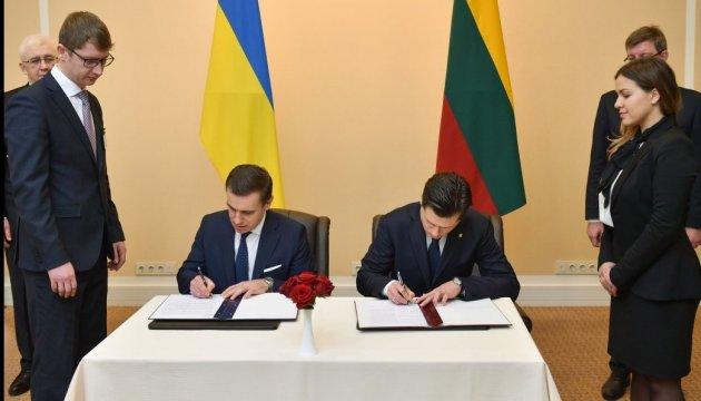Федерації футболу України і Литви підписали Меморандум про співробітництво
