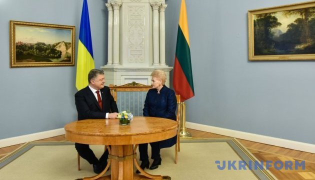 Poroshenko says he will not allow discrediting of anti-corruption agencies