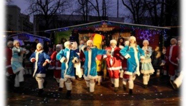 Вінничанам підготували програму новорічних святкувань на цілий місяць