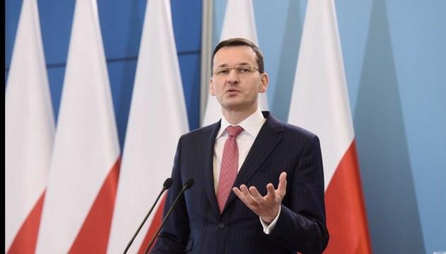 Polnischer Premier: EU braucht Nord Stream 2 nicht