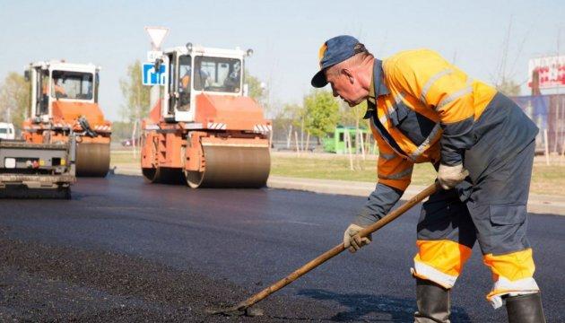 У 2019 році на Франківщині ремонтуватимуть два регіональних і один національний автошляхи