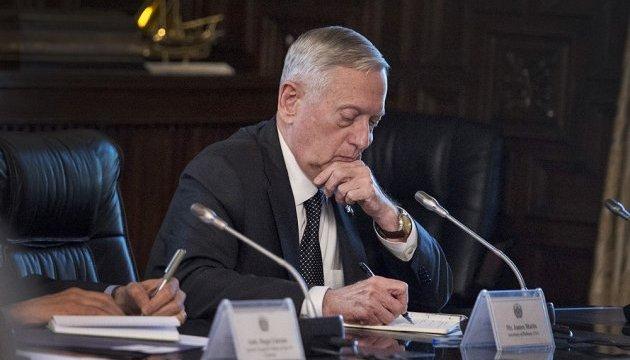 Меттіс прогнозує мирні переговори щодо Ємену на початок грудня