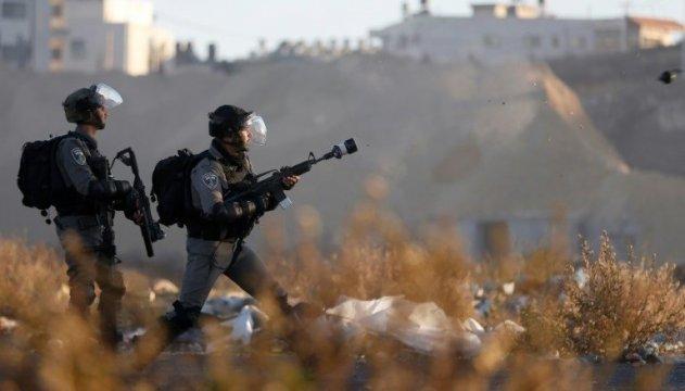 На протестах в Єрусалимі військові застосували зброю, є постраждалі