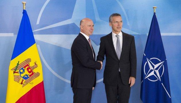 В Кишиневе открылся офис НАТО