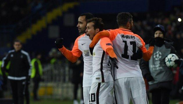 Клубний рейтинг УЄФА: «Шахтар» піднявся в топ-15