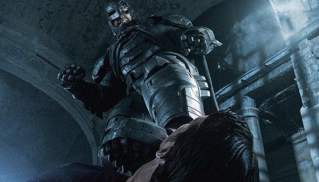 У кіновсесвіті DC будуть два Бетмени - ЗМІ