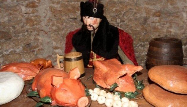 Богатирю з Дубенського замку встановили пам'ятник