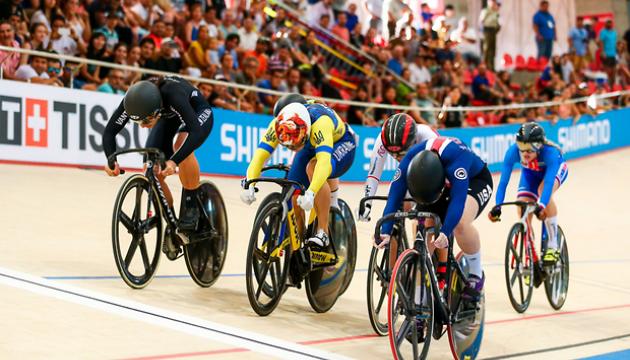 Українці здобули 7 медалей Кубка світу з велотреку в Чилі