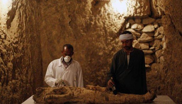 В Єгипті показали 3500-річну мумію