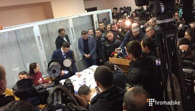 Суд відмовив адвокатам Саакашвілі у відводі всіх прокурорів