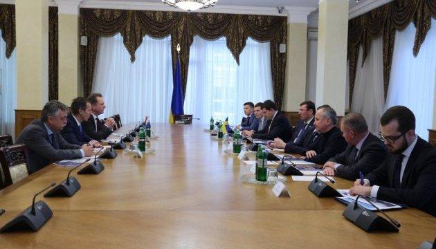Справа МН17: Луценко і Грицак обговорили розслідування з голландськими колегами