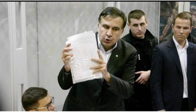 Saakashvili sentenced to three years in prison in Georgia
