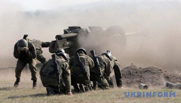 АТО: бойовики зосередили обстріли на одному напрямку