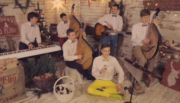 Пісня Jingle Bells українською набрала 1 млн переглядів на YouTube