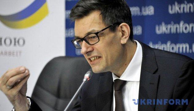 Розширення допомоги Німеччини і початок  проекту ЮНІСЕФ із забезпечення водою громад на сході України