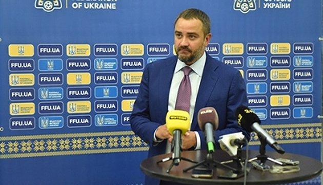 Павелко: Введение системы видеоповторов повысит качество украинского футбола