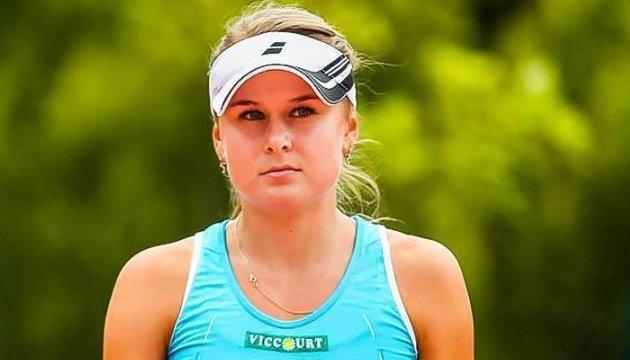 Теніс: українка Козлова вийшла до другого кола 100-тисячника в ОАЕ