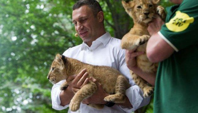 Кличко: Першу чергу реконструкції київського зоопарку закінчимо навесні