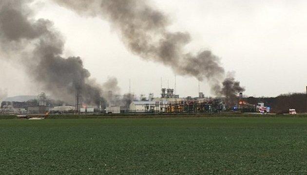 В Австрії повністю ліквідували пожежу після потужного вибуху газу