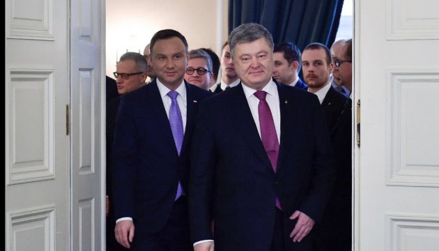 Poland waiting for Ukraine's proposals on LNG supplies - Duda
