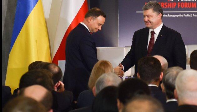Lapinski: Dudas Besuch in Ukraine hat angespannte Beziehungen zwischen Kiew und Warschau etwas beruhigt