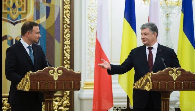 Le partenariat stratégique entre la Pologne et l'Ukraine reste une priorité constante pour les deux pays