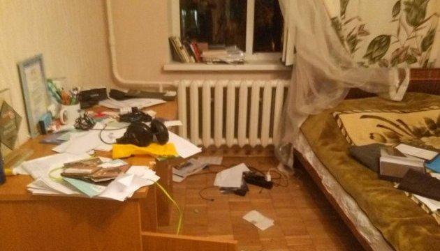 У Києві пограбували квартиру керівника Центру підтримки аеророзвідки