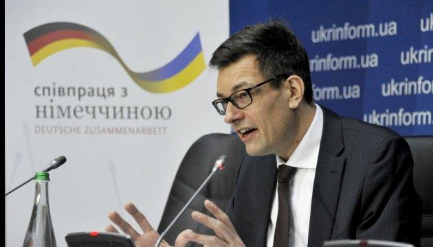 Німеччина порахувала допомогу Україні: €800 мільйонів за три роки