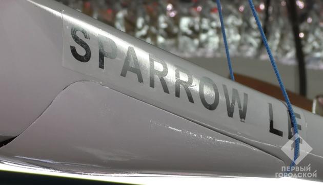 Taktische Drohne Sparrow-LE in Odessa getestet - Fotos