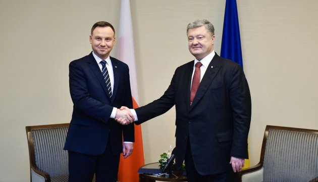 Strategic partnership between Poland and Ukraine remains unchanged for both countries – Poroshenko