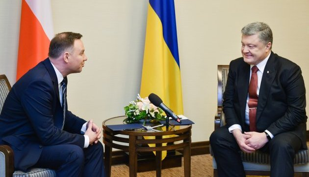 Nord Stream 2 poses threat to energy security of the whole of Europe – Poroshenko