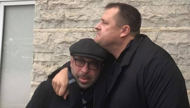 Корбан повернувся до України